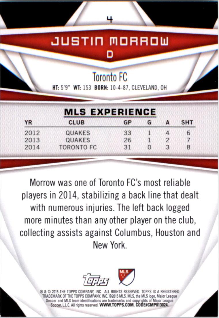 2015-Topps-MLS-Soccer-Base-Singles-Pick-Your-Cards thumbnail 5