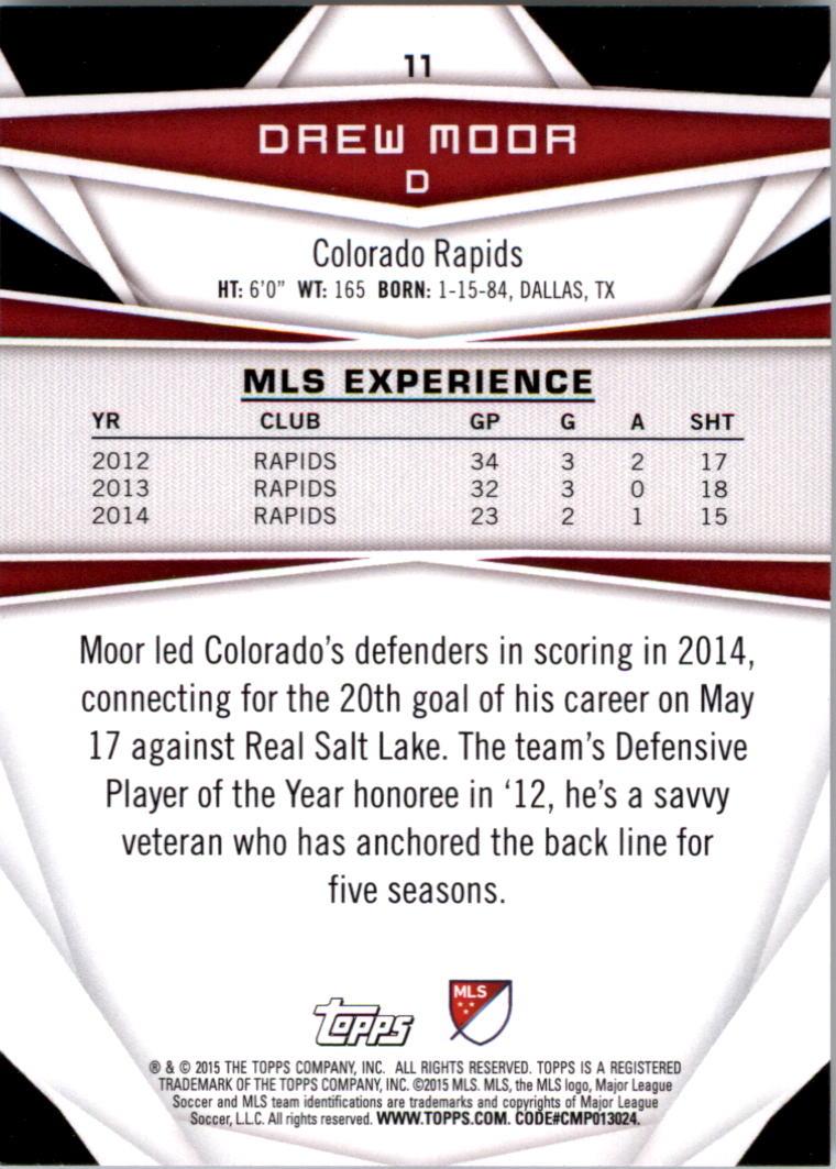 2015-Topps-MLS-Soccer-Base-Singles-Pick-Your-Cards thumbnail 7