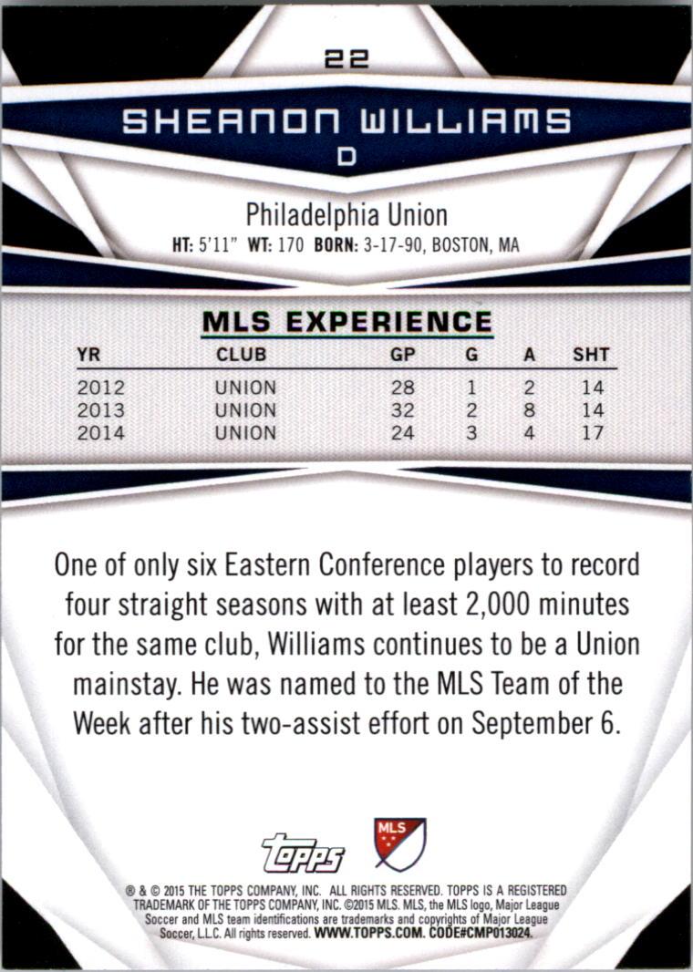 2015-Topps-MLS-Soccer-Base-Singles-Pick-Your-Cards thumbnail 25