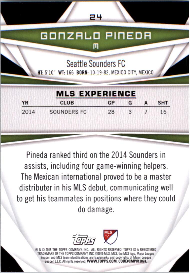 2015-Topps-MLS-Soccer-Base-Singles-Pick-Your-Cards thumbnail 29
