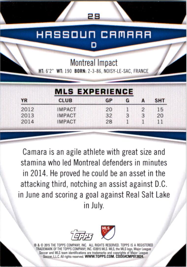 2015-Topps-MLS-Soccer-Base-Singles-Pick-Your-Cards thumbnail 35