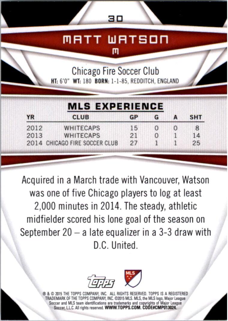 2015-Topps-MLS-Soccer-Base-Singles-Pick-Your-Cards thumbnail 37