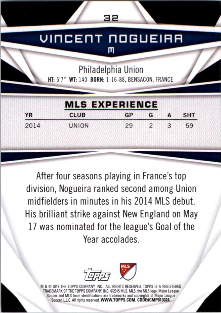 2015-Topps-MLS-Soccer-Base-Singles-Pick-Your-Cards thumbnail 39