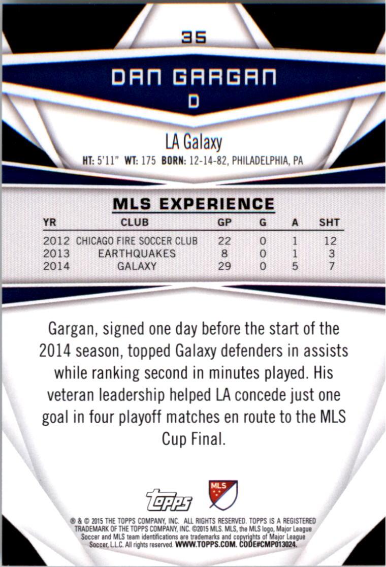 2015-Topps-MLS-Soccer-Base-Singles-Pick-Your-Cards thumbnail 45