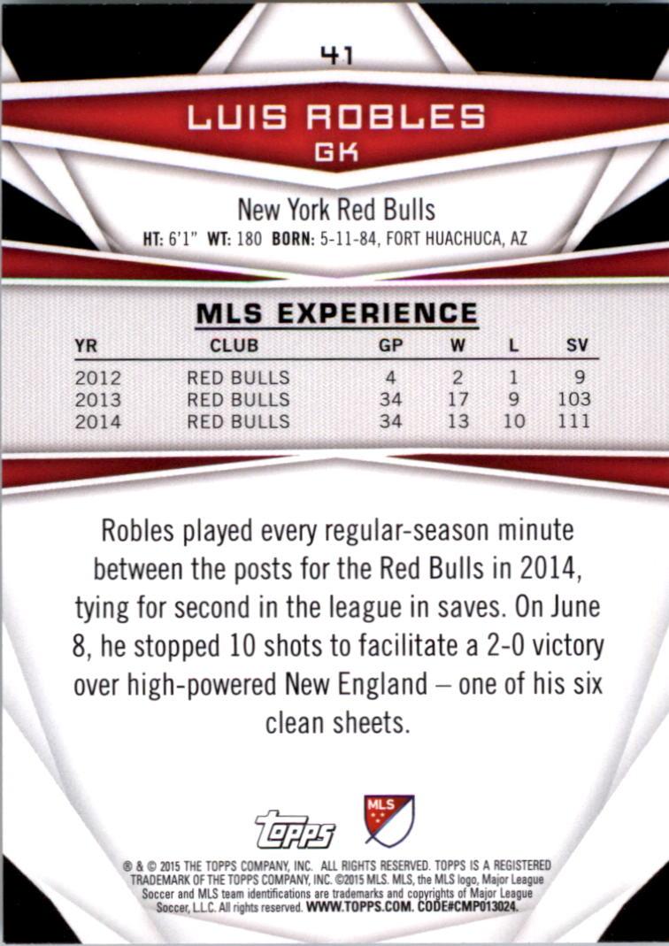 2015-Topps-MLS-Soccer-Base-Singles-Pick-Your-Cards thumbnail 55