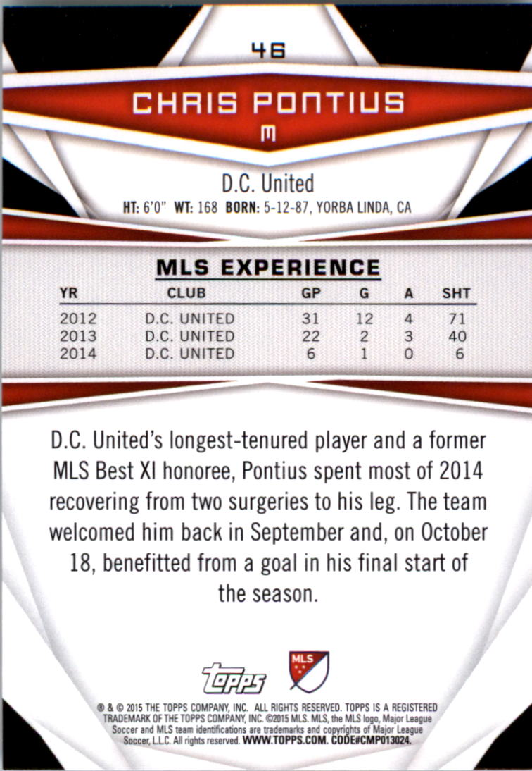 2015-Topps-MLS-Soccer-Base-Singles-Pick-Your-Cards thumbnail 61