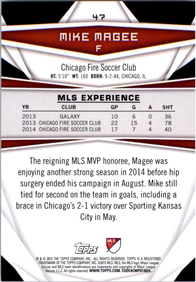 2015-Topps-MLS-Soccer-Base-Singles-Pick-Your-Cards thumbnail 63