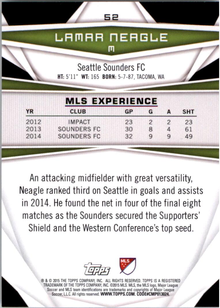2015-Topps-MLS-Soccer-Base-Singles-Pick-Your-Cards thumbnail 71