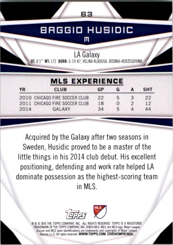 2015-Topps-MLS-Soccer-Base-Singles-Pick-Your-Cards thumbnail 89