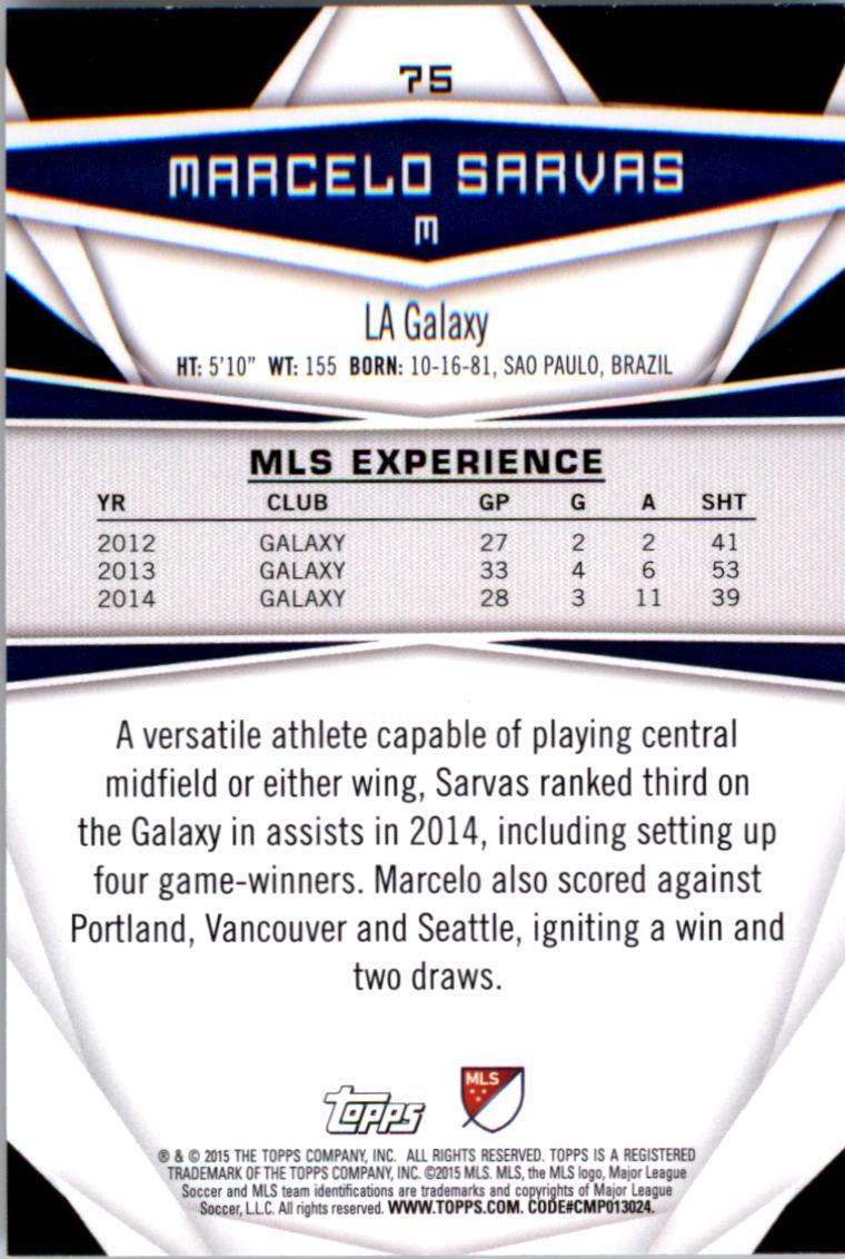 2015-Topps-MLS-Soccer-Base-Singles-Pick-Your-Cards thumbnail 105