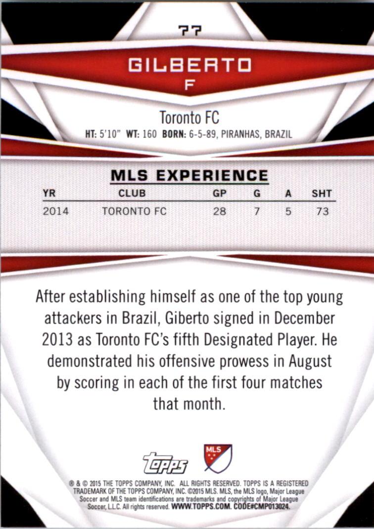 2015-Topps-MLS-Soccer-Base-Singles-Pick-Your-Cards thumbnail 109