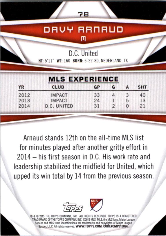2015-Topps-MLS-Soccer-Base-Singles-Pick-Your-Cards thumbnail 111