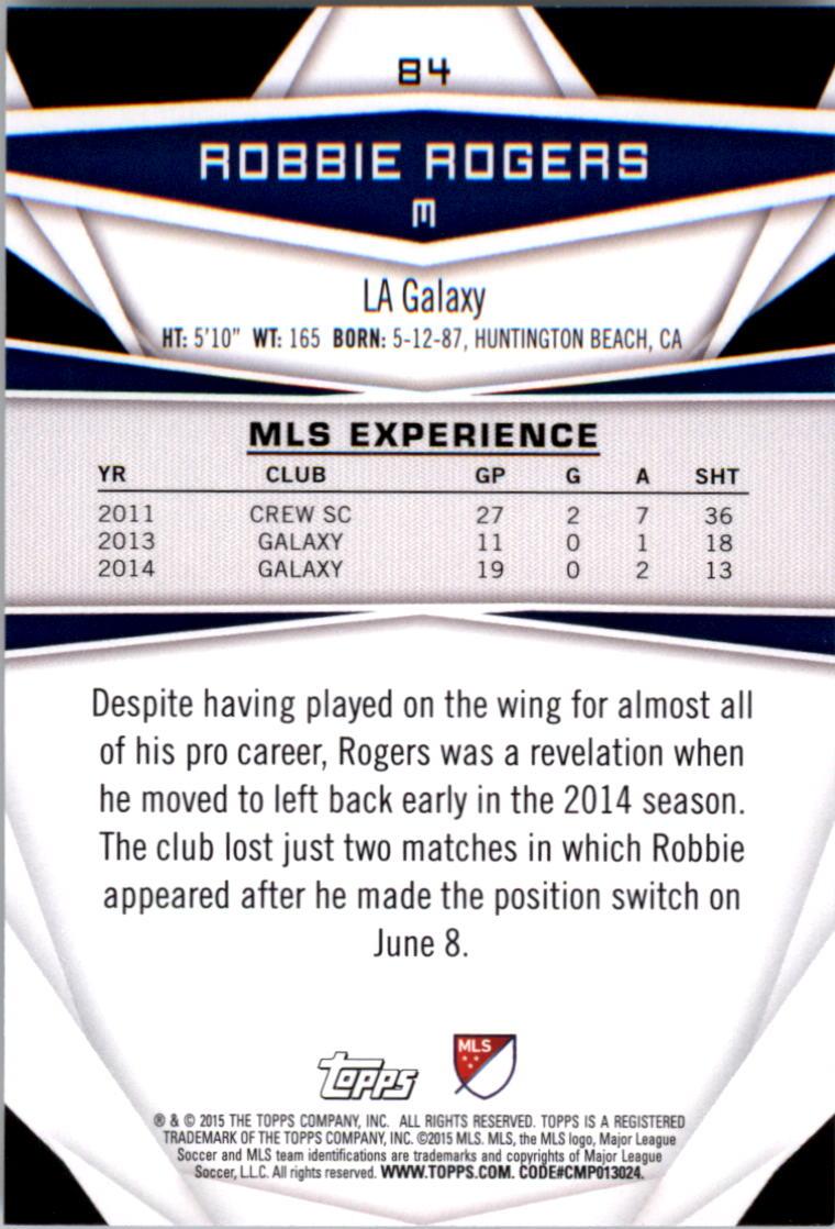 2015-Topps-MLS-Soccer-Base-Singles-Pick-Your-Cards thumbnail 123