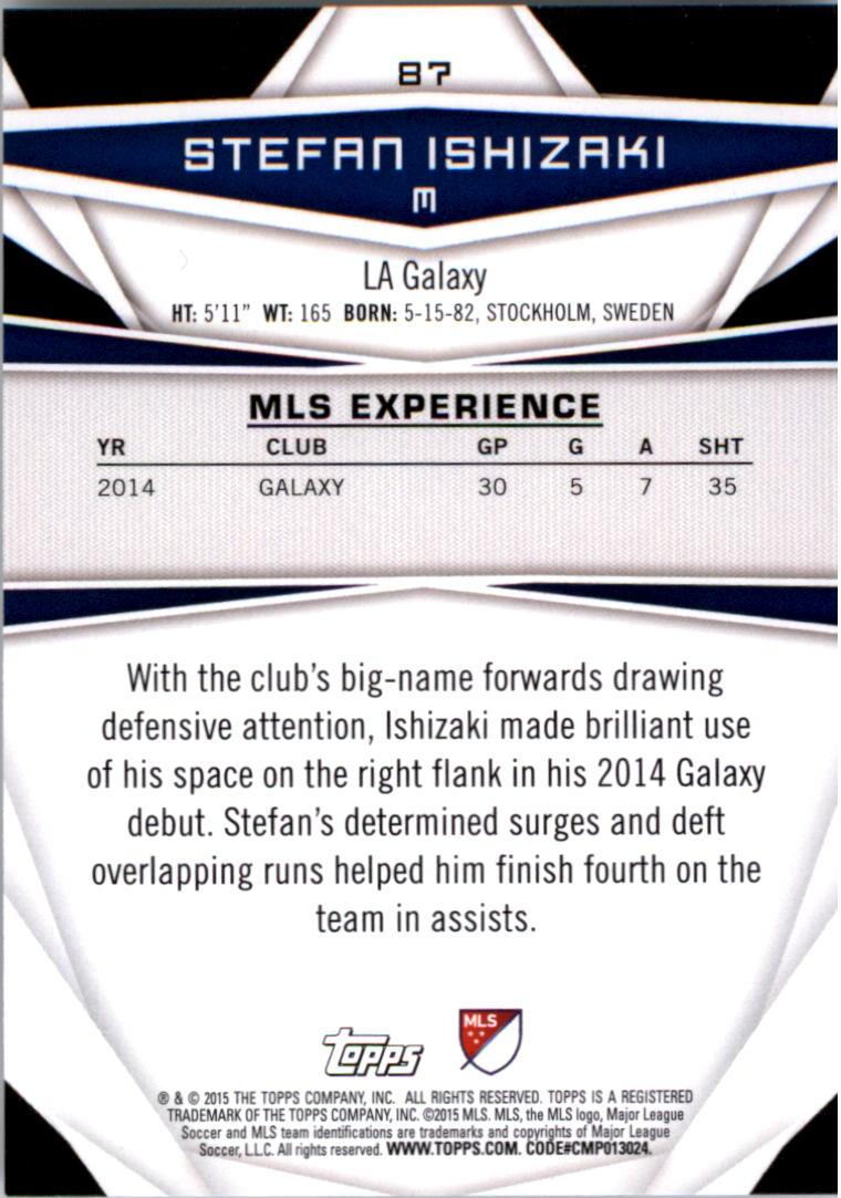 2015-Topps-MLS-Soccer-Base-Singles-Pick-Your-Cards thumbnail 127