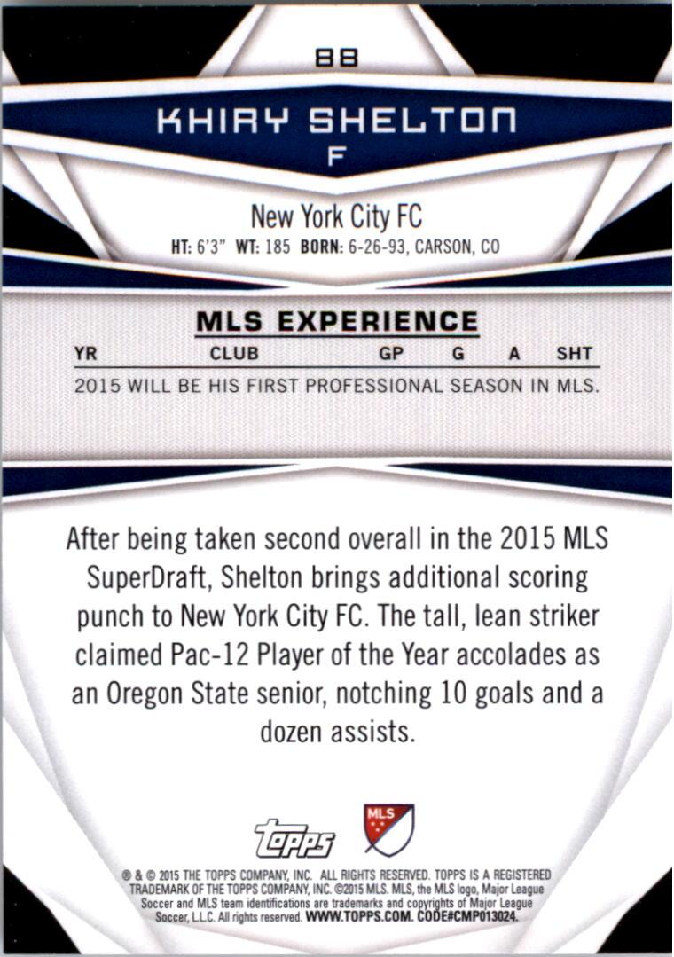 2015-Topps-MLS-Soccer-Base-Singles-Pick-Your-Cards thumbnail 129