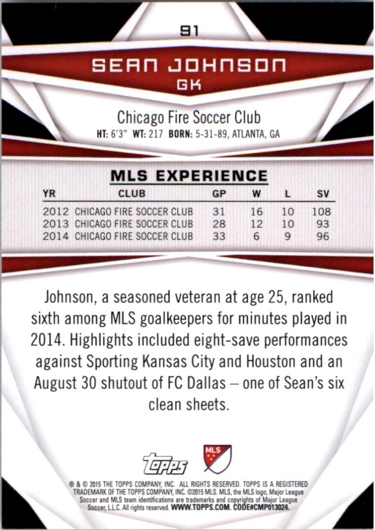 2015-Topps-MLS-Soccer-Base-Singles-Pick-Your-Cards thumbnail 135