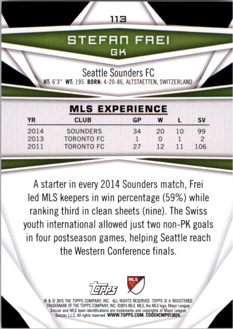 2015-Topps-MLS-Soccer-Base-Singles-Pick-Your-Cards thumbnail 166