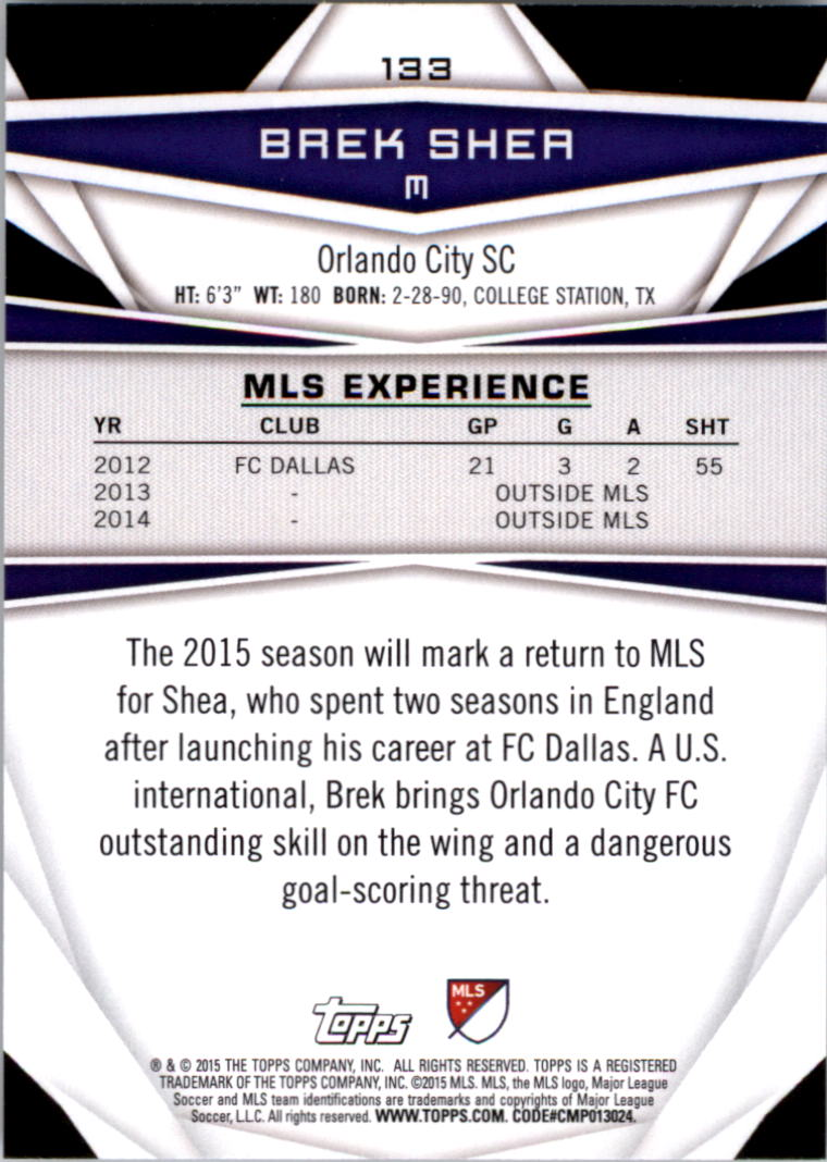 2015-Topps-MLS-Soccer-Base-Singles-Pick-Your-Cards thumbnail 193