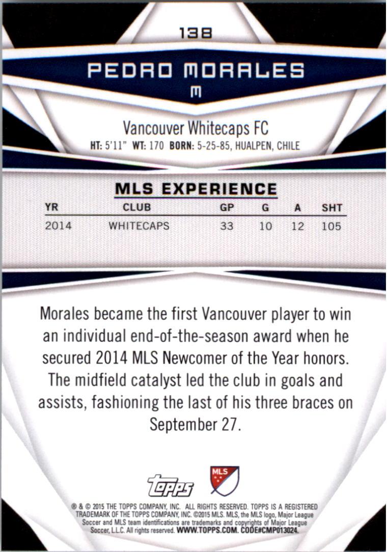 2015-Topps-MLS-Soccer-Base-Singles-Pick-Your-Cards thumbnail 203
