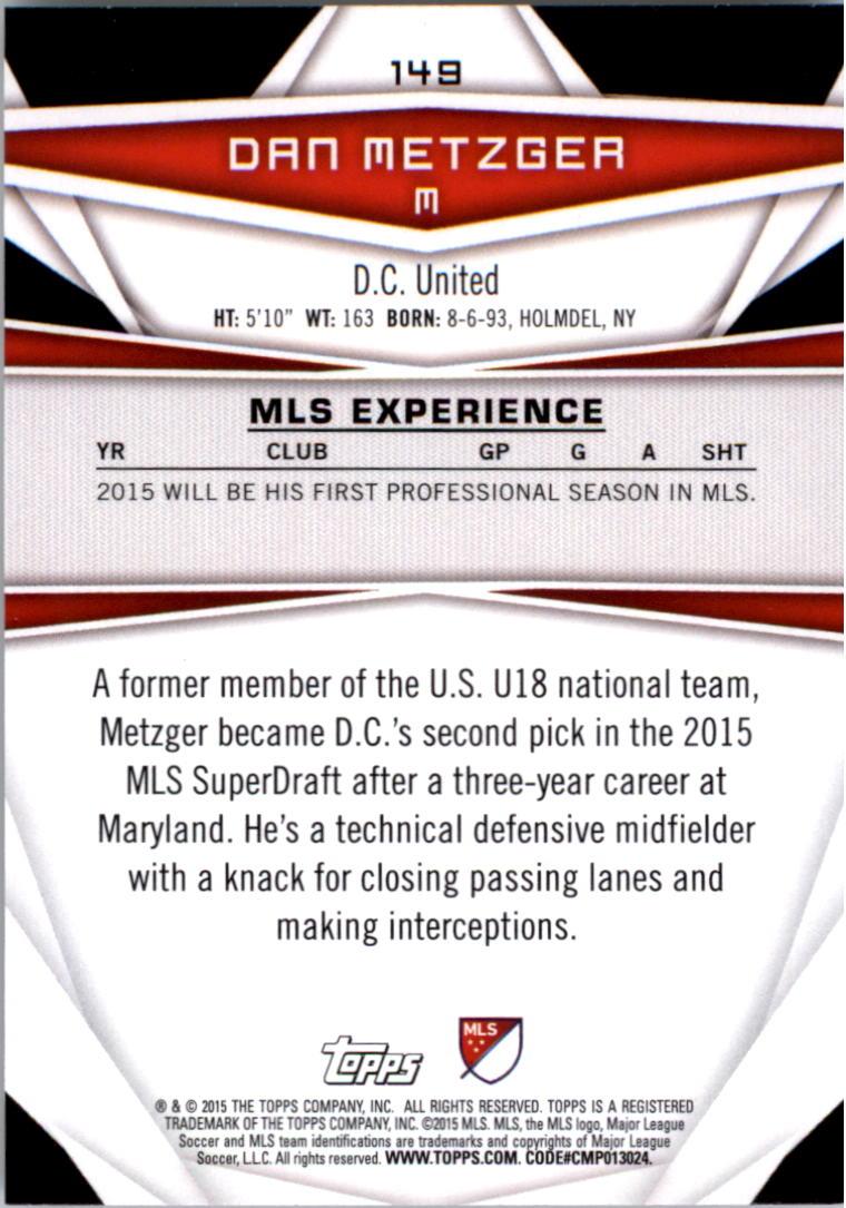 2015-Topps-MLS-Soccer-Base-Singles-Pick-Your-Cards thumbnail 216