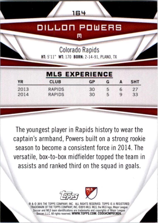 2015-Topps-MLS-Soccer-Base-Singles-Pick-Your-Cards thumbnail 230
