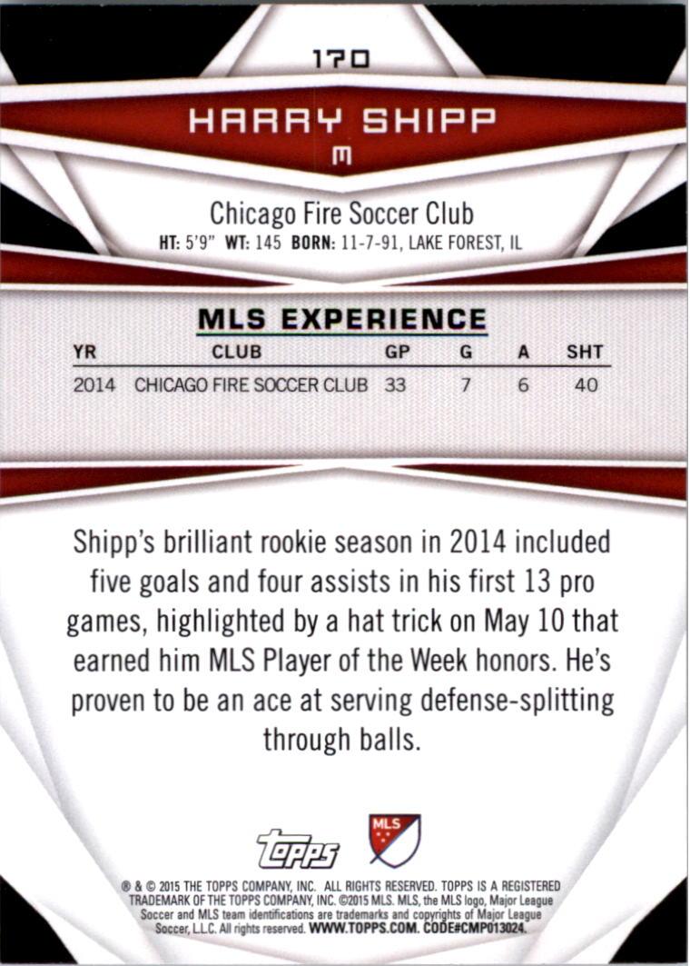 2015-Topps-MLS-Soccer-Base-Singles-Pick-Your-Cards thumbnail 237