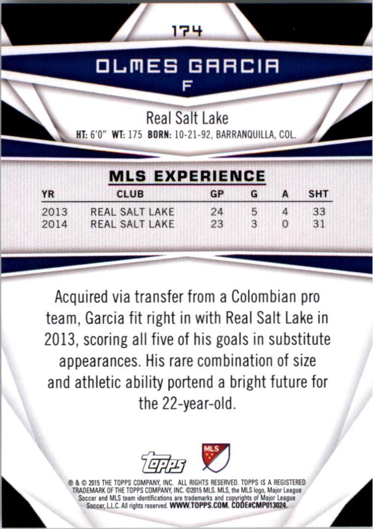 2015-Topps-MLS-Soccer-Base-Singles-Pick-Your-Cards thumbnail 245
