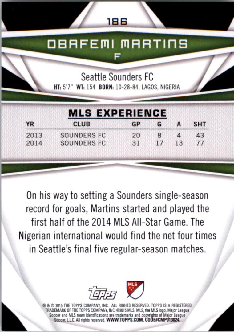 2015-Topps-MLS-Soccer-Base-Singles-Pick-Your-Cards thumbnail 262