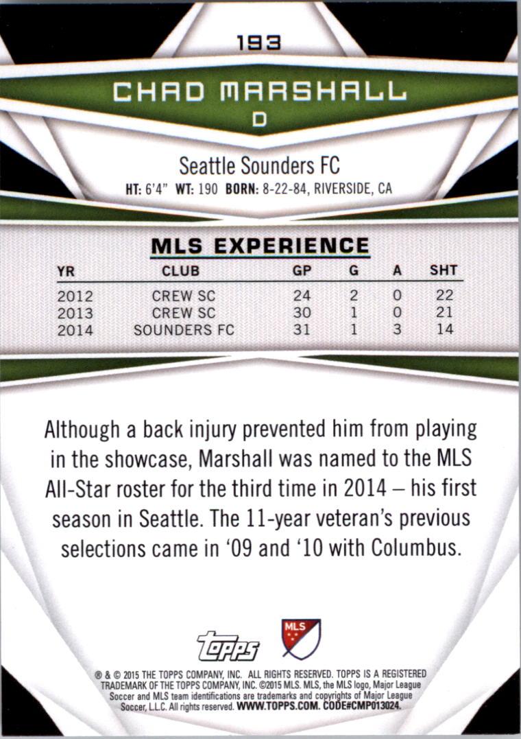 2015-Topps-MLS-Soccer-Base-Singles-Pick-Your-Cards thumbnail 270