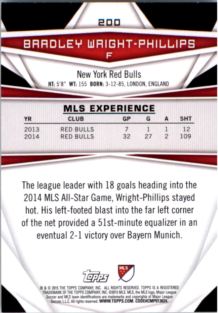 2015-Topps-MLS-Soccer-Base-Singles-Pick-Your-Cards thumbnail 279