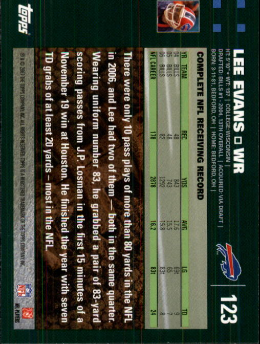 2007-Topps-Football-Base-Singles-117-223-Pick-Your-Cards thumbnail 15