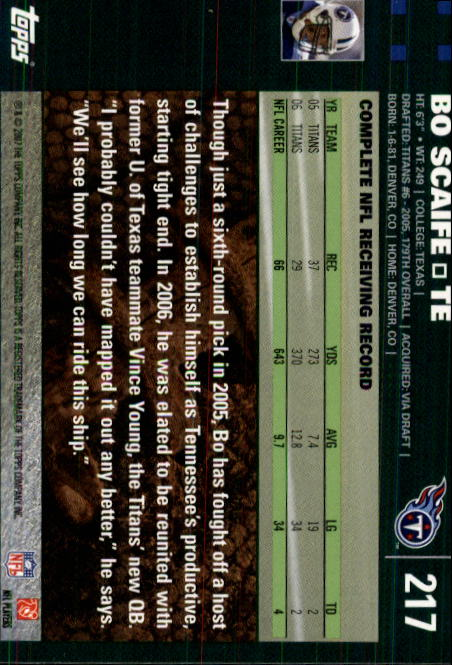 2007-Topps-Football-Base-Singles-117-223-Pick-Your-Cards thumbnail 191