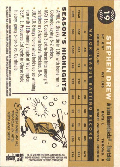 2009-Topps-Heritage-Baseball-Base-Singles-1-149-Pick-Your-Cards thumbnail 33