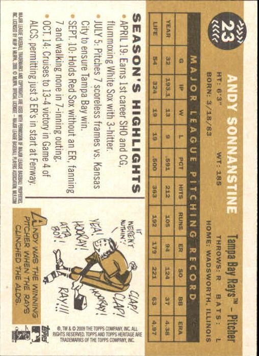 2009-Topps-Heritage-Baseball-Base-Singles-1-149-Pick-Your-Cards thumbnail 41