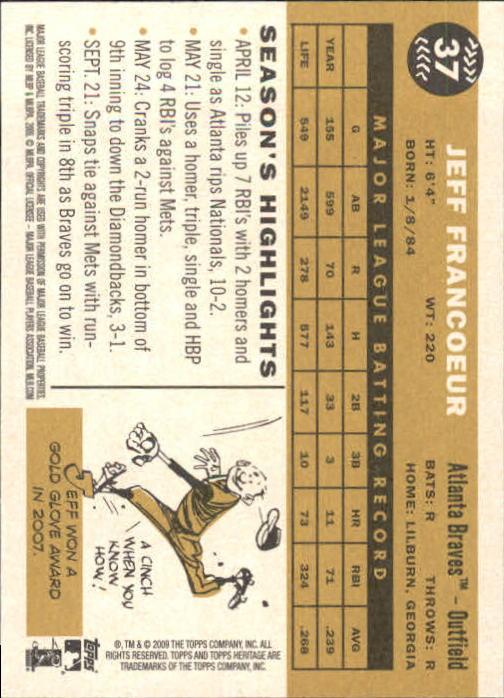2009-Topps-Heritage-Baseball-Base-Singles-1-149-Pick-Your-Cards thumbnail 63
