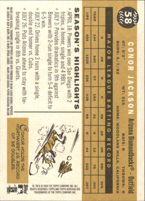 2009-Topps-Heritage-Baseball-Base-Singles-1-149-Pick-Your-Cards thumbnail 95