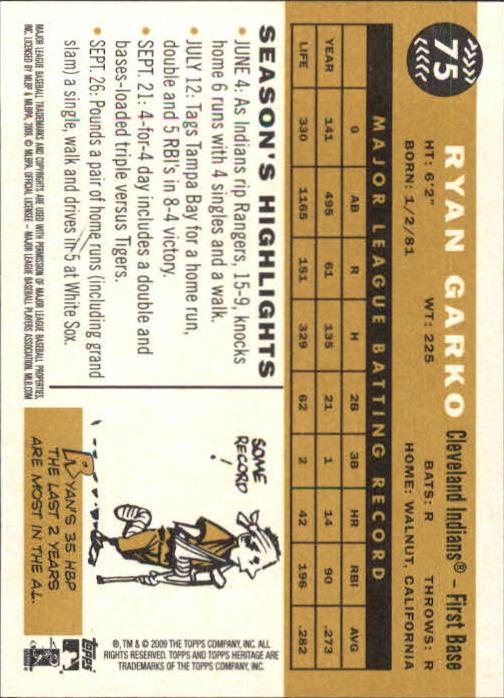 2009-Topps-Heritage-Baseball-Base-Singles-1-149-Pick-Your-Cards thumbnail 115