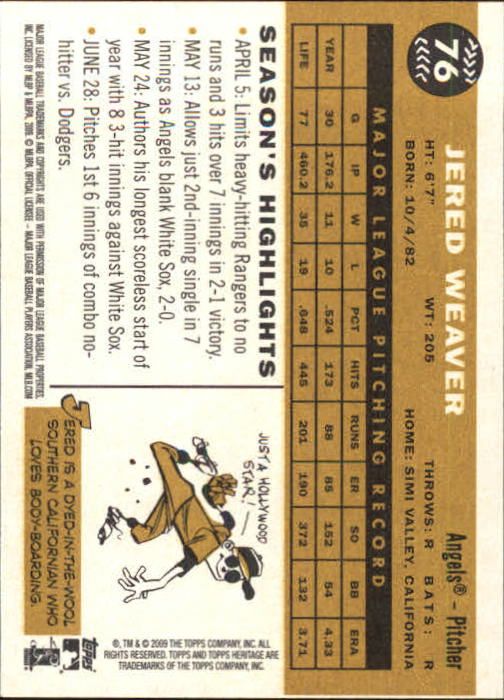 2009-Topps-Heritage-Baseball-Base-Singles-1-149-Pick-Your-Cards thumbnail 117