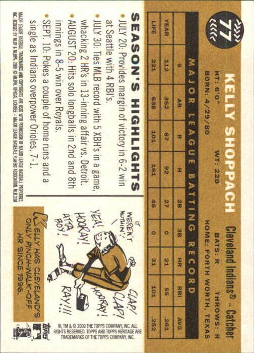 2009-Topps-Heritage-Baseball-Base-Singles-1-149-Pick-Your-Cards thumbnail 119