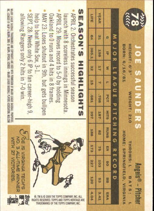 2009-Topps-Heritage-Baseball-Base-Singles-1-149-Pick-Your-Cards thumbnail 121