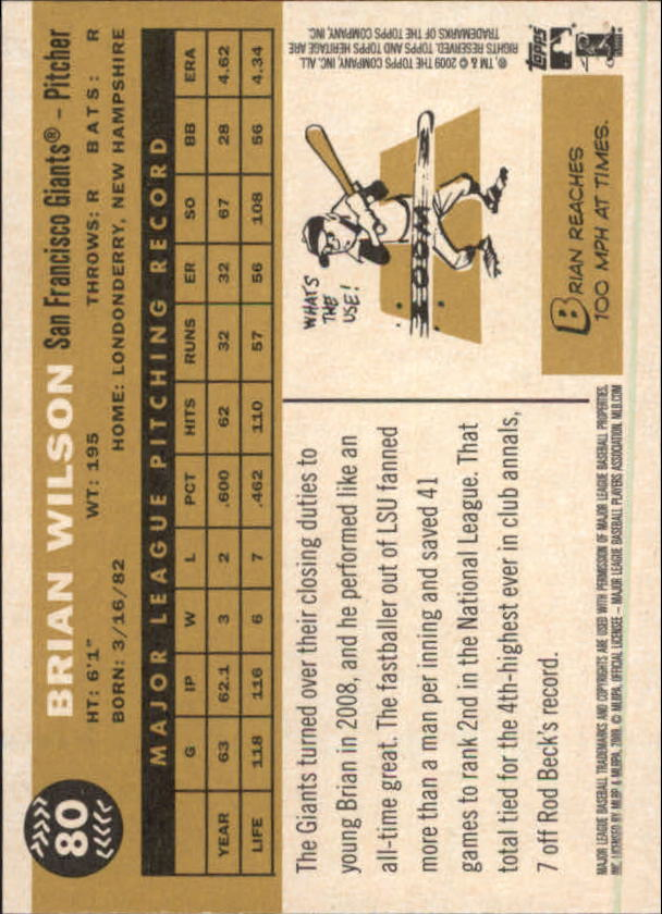 2009-Topps-Heritage-Baseball-Base-Singles-1-149-Pick-Your-Cards thumbnail 125