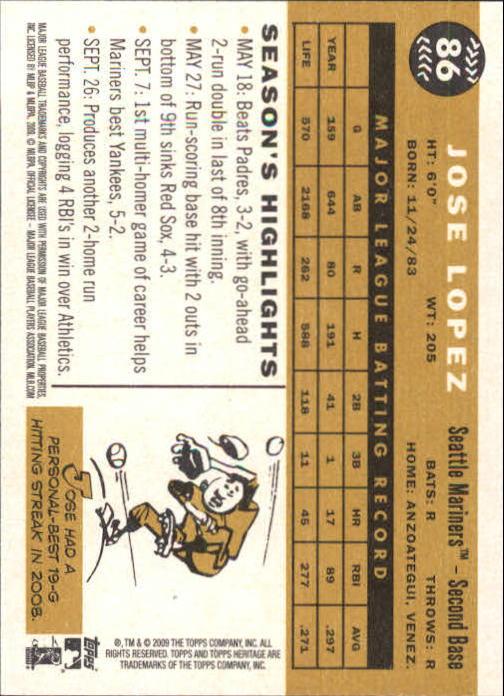 2009-Topps-Heritage-Baseball-Base-Singles-1-149-Pick-Your-Cards thumbnail 131