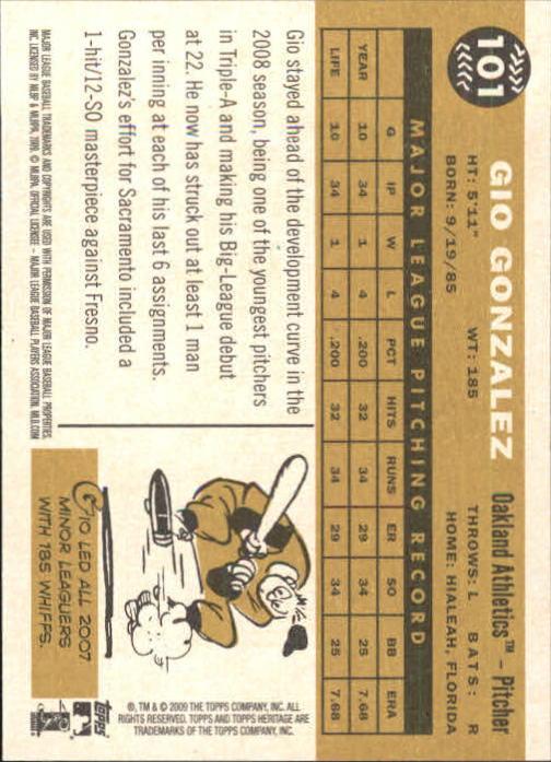 2009-Topps-Heritage-Baseball-Base-Singles-1-149-Pick-Your-Cards thumbnail 153