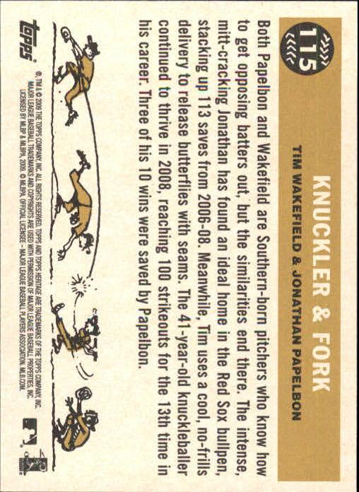 2009-Topps-Heritage-Baseball-Base-Singles-1-149-Pick-Your-Cards thumbnail 173