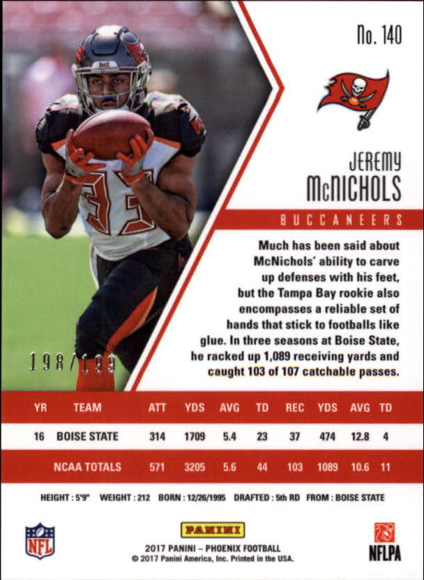 2017-Panini-Phoenix-Football-Pink-Parallel-Singles-Pick-Your-Cards thumbnail 27
