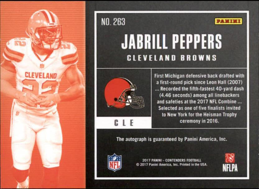 2017-Panini-Contenders-Football-Rookie-Autograph-Singles-Pick-Your-Cards thumbnail 29