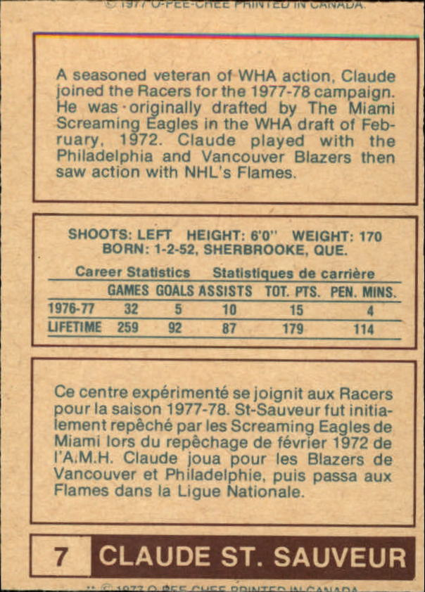 1977-78-O-Pee-Chee-WHA-Hockey-Base-Singles-Pick-Your-Cards miniature 5
