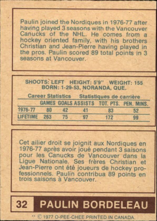 1977-78-O-Pee-Chee-WHA-Hockey-Base-Singles-Pick-Your-Cards miniature 11