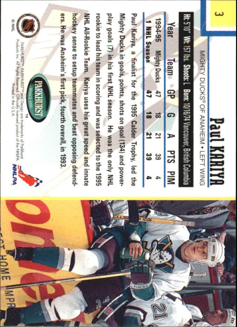 1995-96-Parkhurst-International-Hockey-Base-Singles-1-250-Pick-Your-Cards thumbnail 5