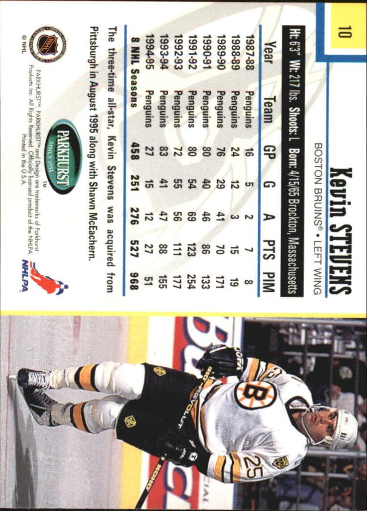 1995-96-Parkhurst-International-Hockey-Base-Singles-1-250-Pick-Your-Cards thumbnail 17